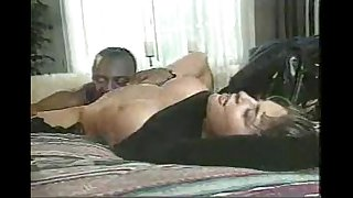 Vintage Interracial-Sean Michaels and Ashlyn Gere