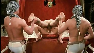 The emperor gets what he wants - In The Sign of The Scorpio (1977) Sex Scene 3