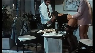 Vampirella Malone and Rocco enjoy all together